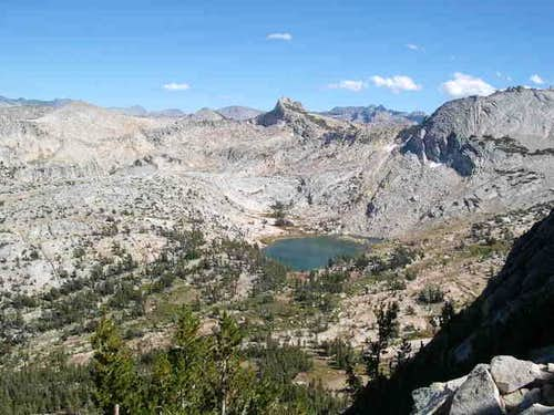 View of Budd Lake from...