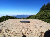View of Mt Wilson from Lookout