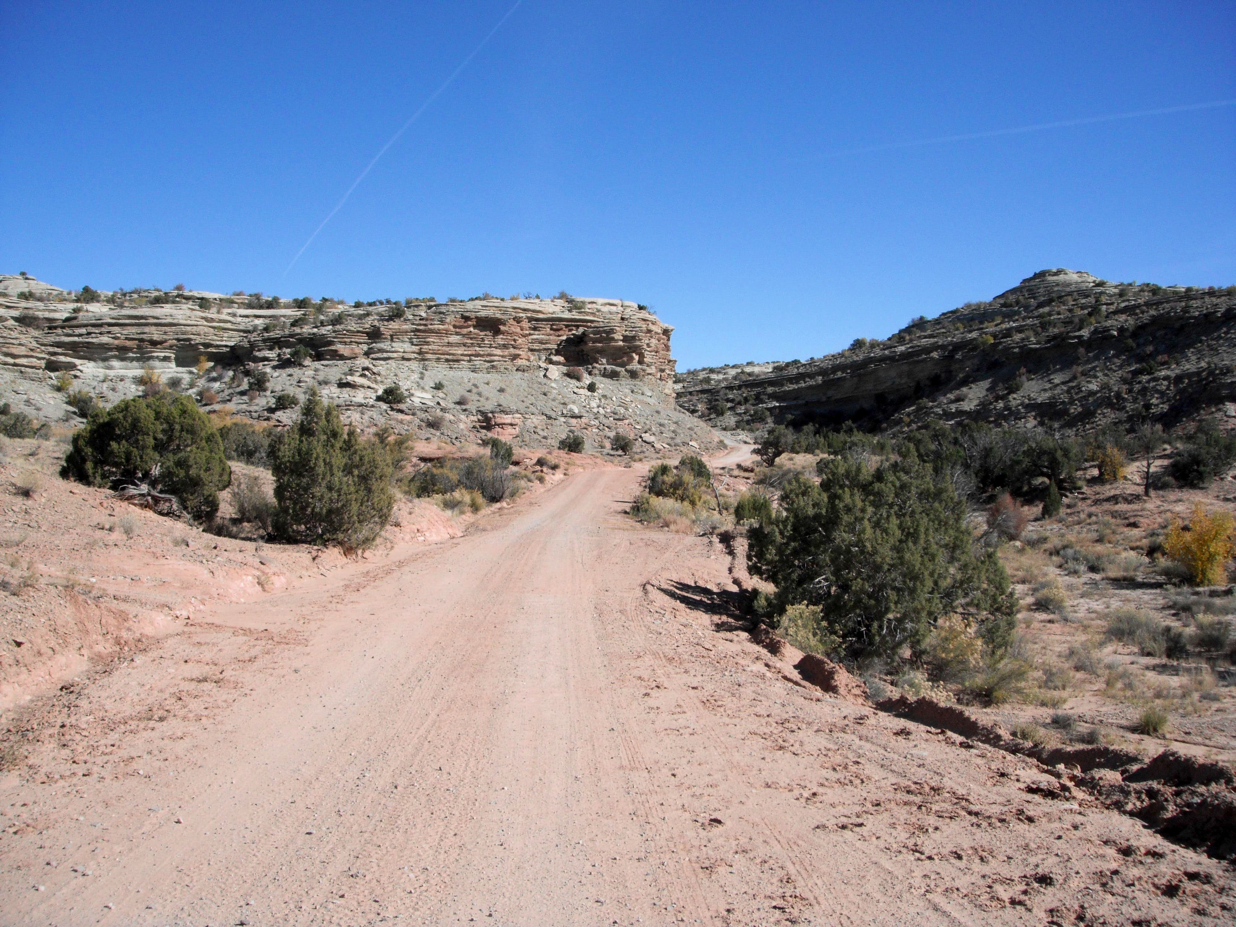 Old Spanish Trail, Utah