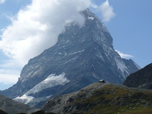 A few steps on Matterhorn