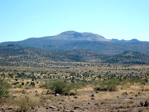 Hackberry Mountain