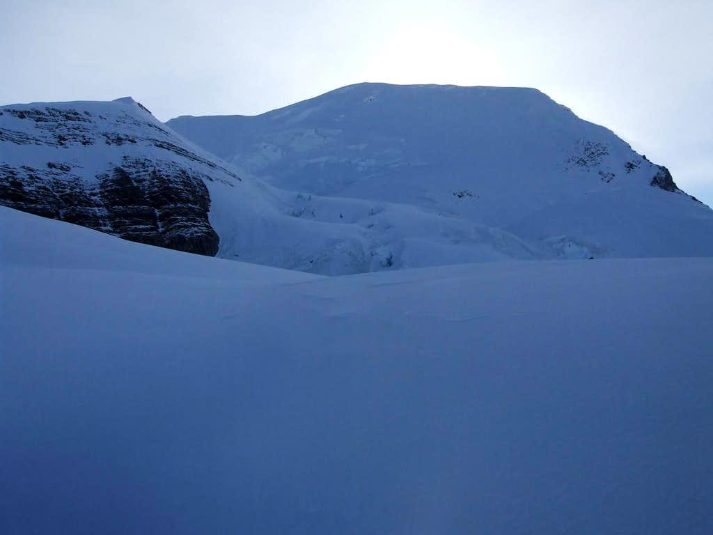 Upper Tiger Glacier