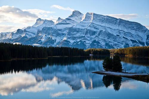 Mount Rundle (Canadian Rockies)