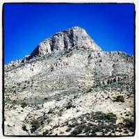 View of Turtlehead Peak Summit