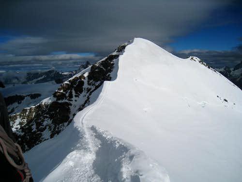 The Castor ridge