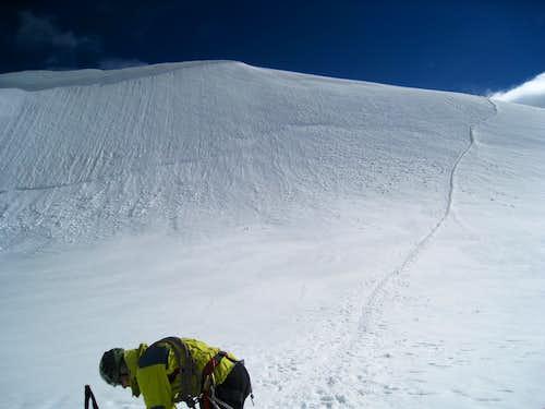 Castor - ascent