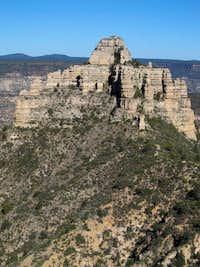 Sandstone Castle