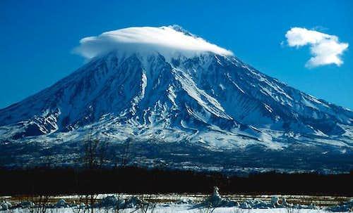 Korjakskij volcano as can be...