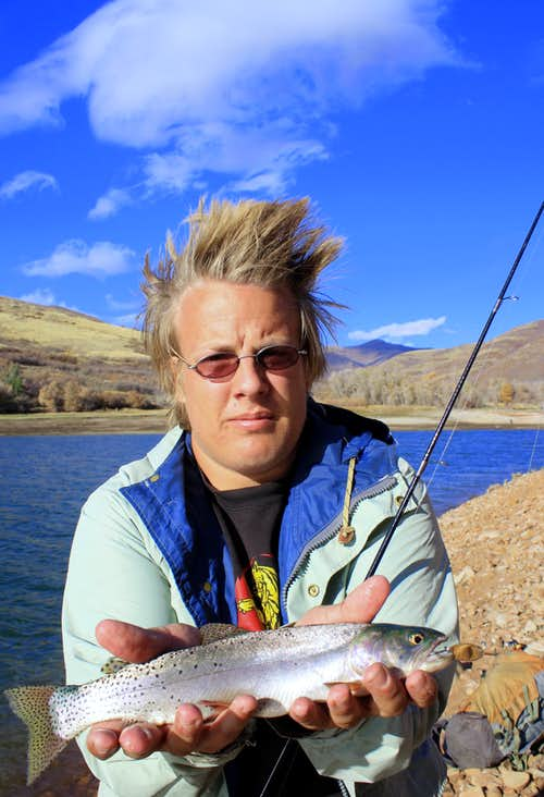 Twin lakes 28th little dell bft convention 29th utah for Twin lakes fishing report