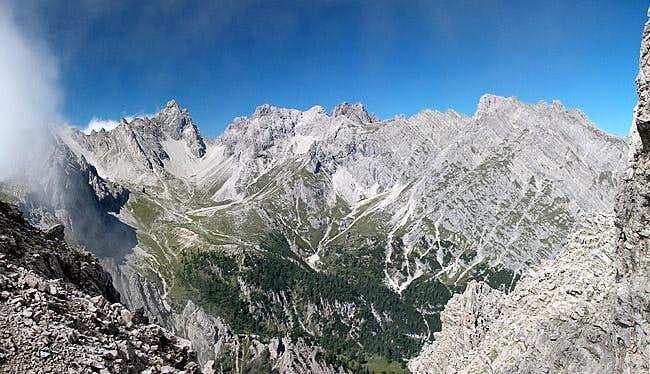 Lienz Dolomites Panorama...
