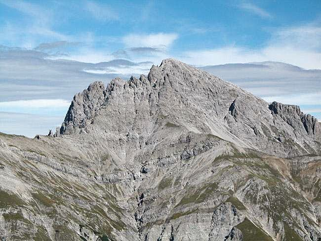 Southern view of Hochstadel...