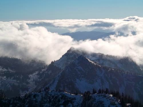 Chinook Peak (10/29/11)