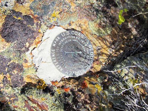 Sonoma Peak (NV) Benchmark