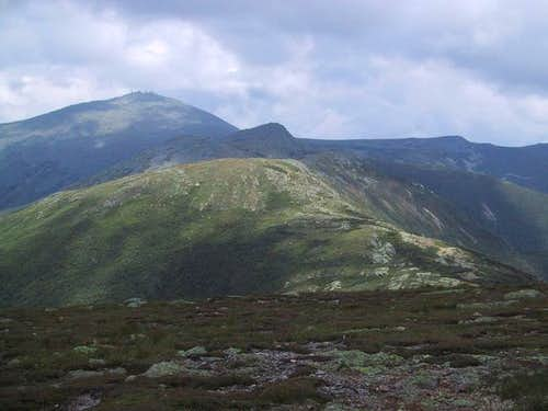 View from Mt Eisenhower to Mt...