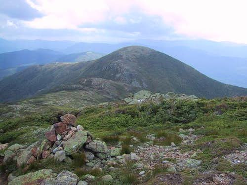 Mt Eisenhower seen from Mt...