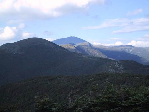 Mt Eisenhower (middle left)...