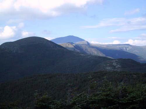 Mt Eisenhower (middle left)...