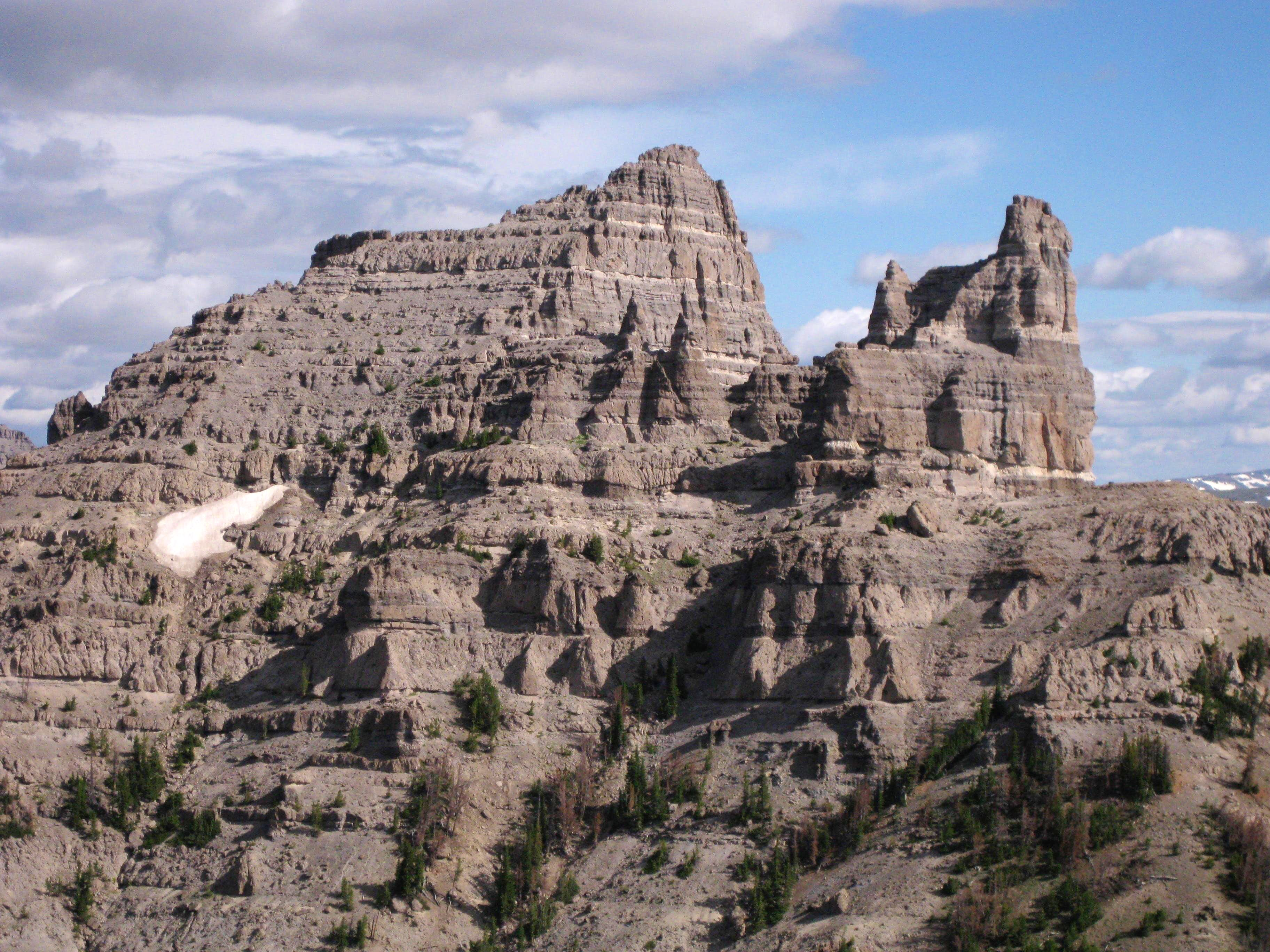 Pinnacle Buttes-- Southeast Peak #1