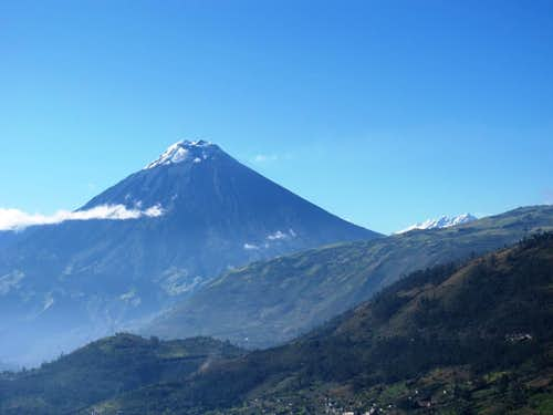 Tungurahua and Altar