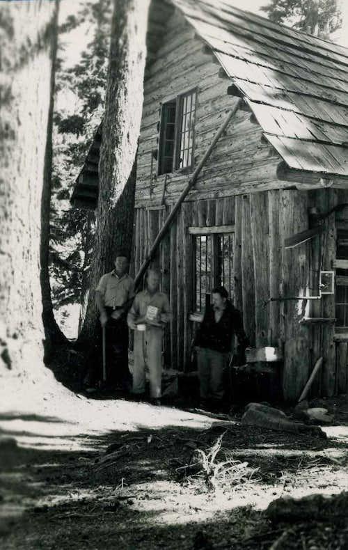 Kulshan Cabin