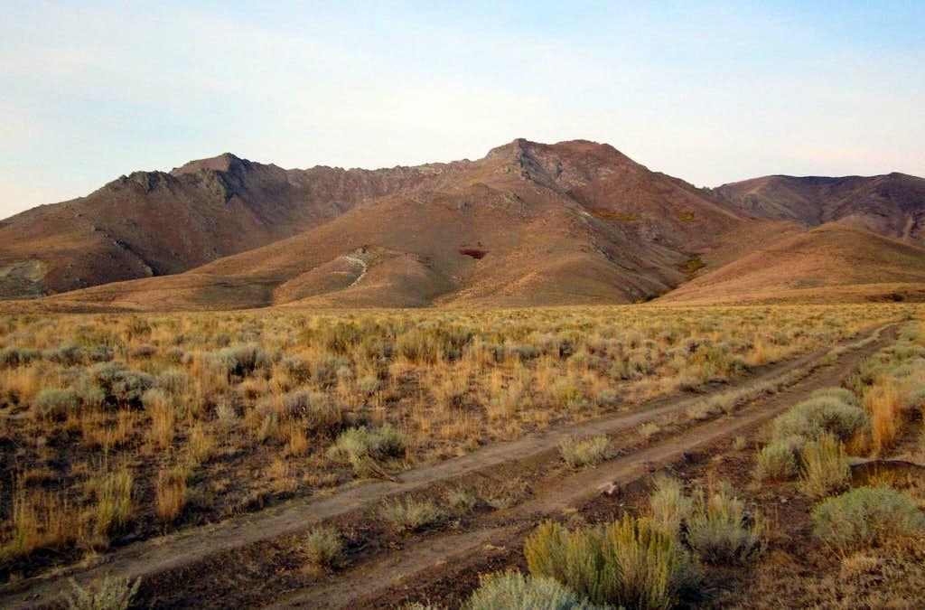 Adam Peak (NV)