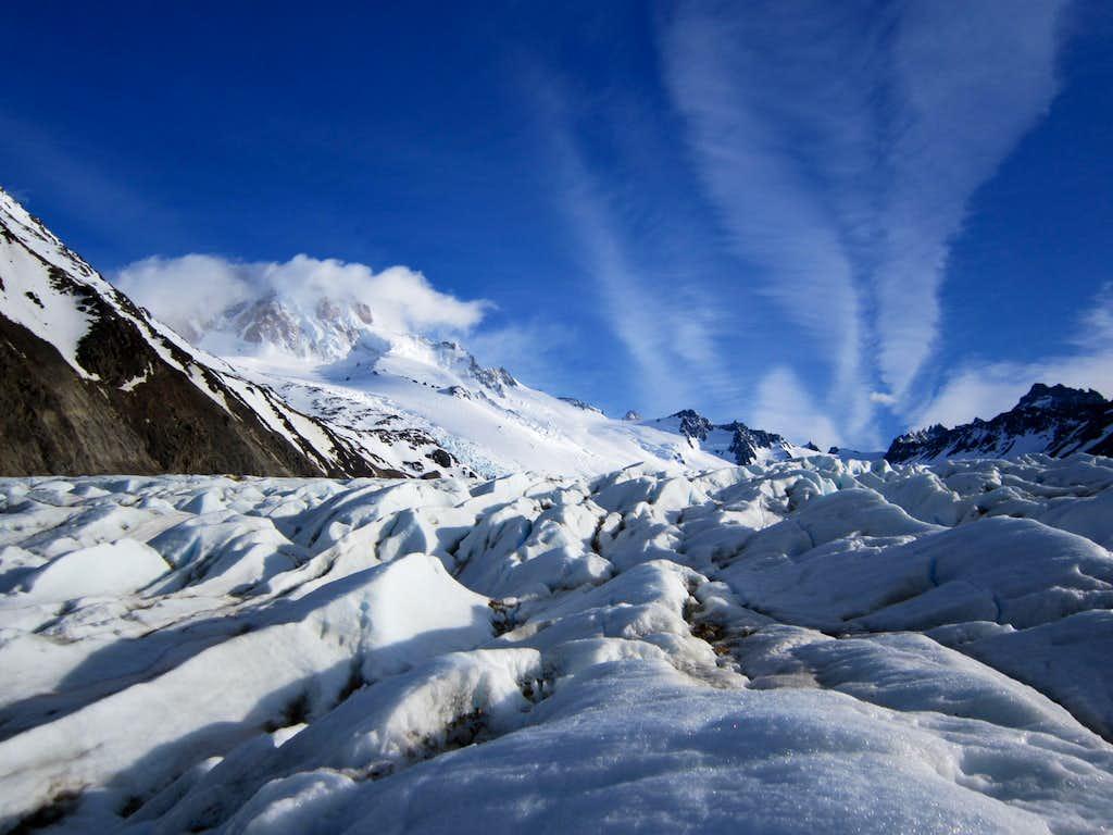 Glaciar Tunel