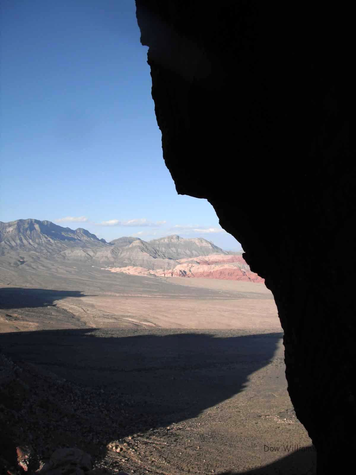 The Warrior, 5.11a, 7 Pitches