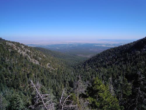 Ox Spring Canyon Trail
