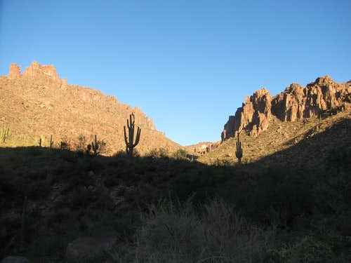 Peralta Canyon