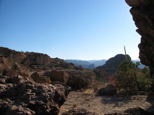 Northern Superstition Wilderness