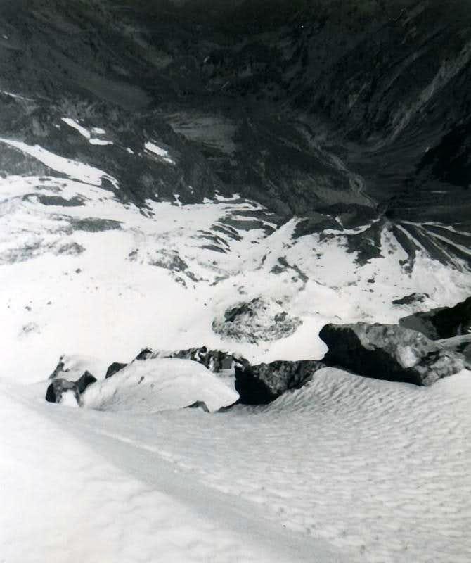 MONTE EMILIUS snowy North Face of 680m & Arpisson's Vallon