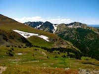 View from Buchanan Pass