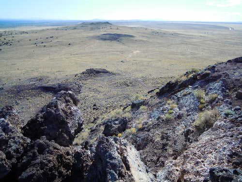 South from the Summit