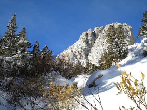 Thor Peak from WT 11-05-2011