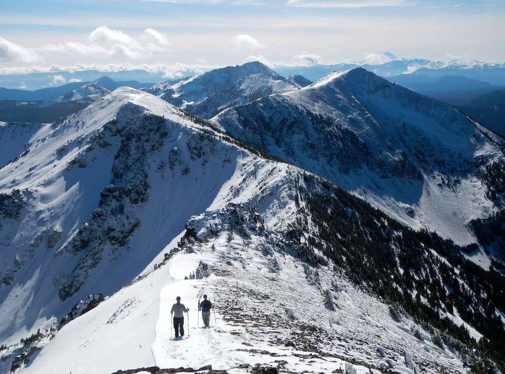Nelson Ridge Summit View