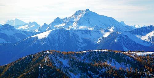 Jack Mountain East Face