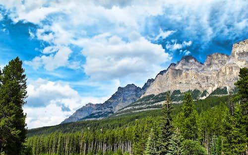 Castle Mtn, Alberta