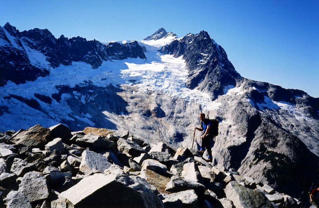 West Nooksack Glacier