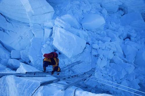 The Icefall Everest