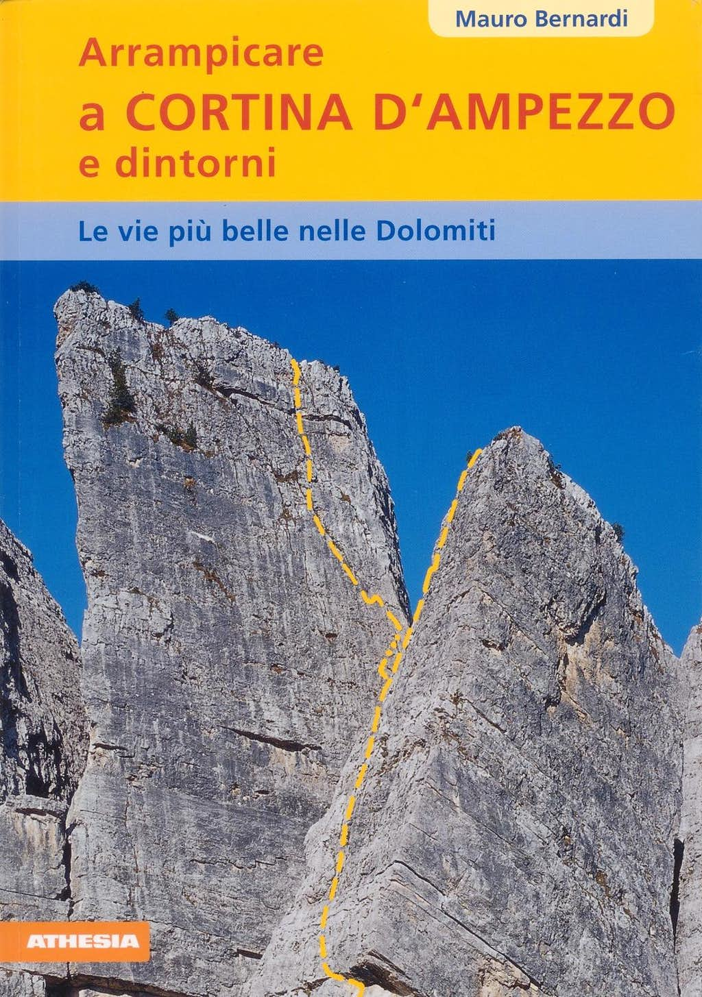 Cortina Dolomites Guidebook
