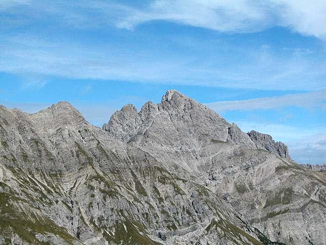 Hochstadel seen from...