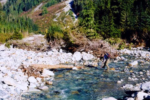 North Fork Nooksack River