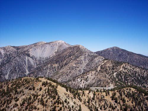 Mount Baldy & bowl