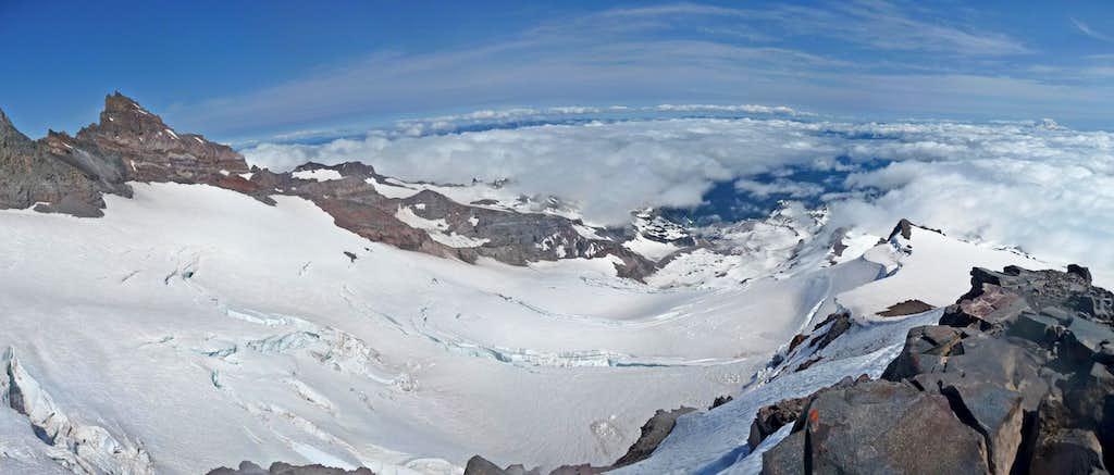 Muir Peak Panorama