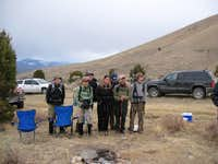 2010 Idaho Summits Spring Hike