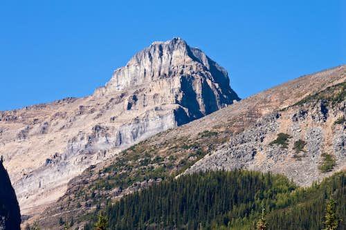 Mt. Niblock, Mt. St. Piran