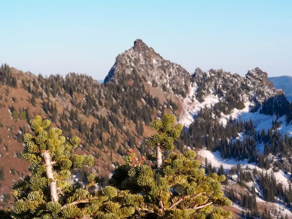 Three Way Peak
