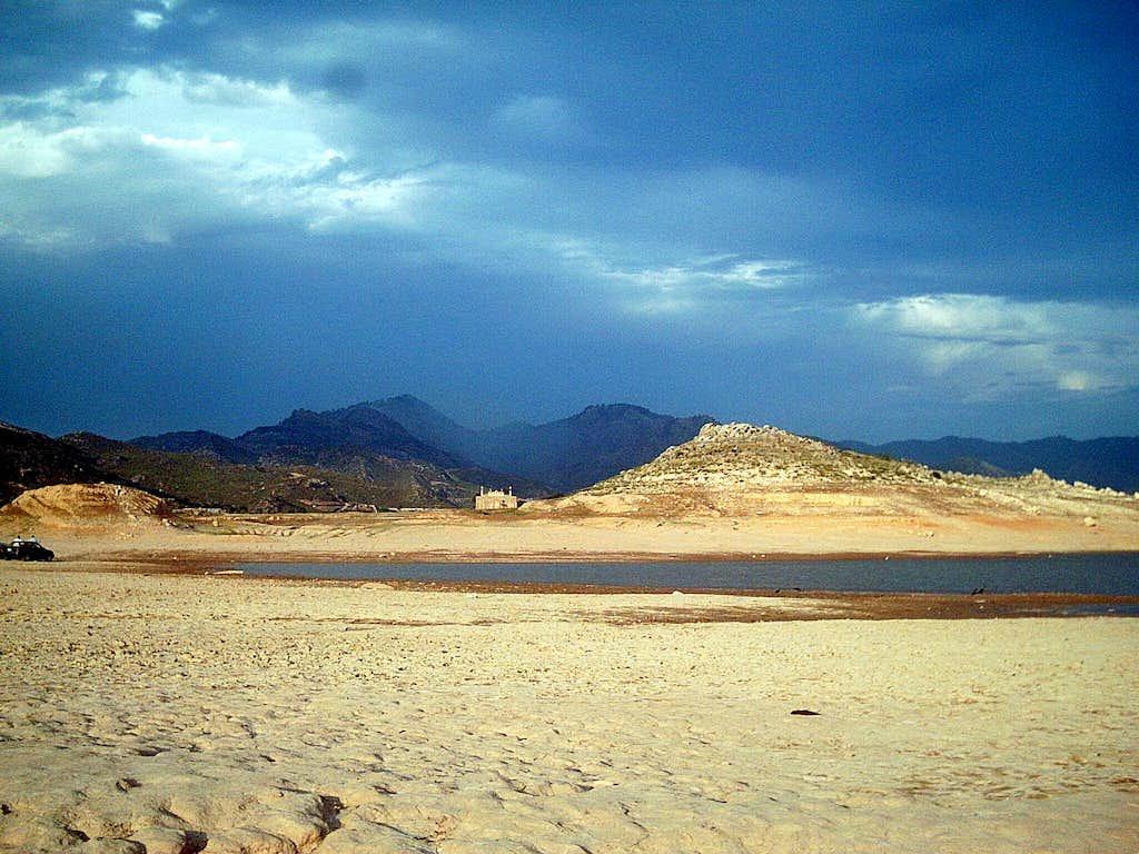 Dried Lake