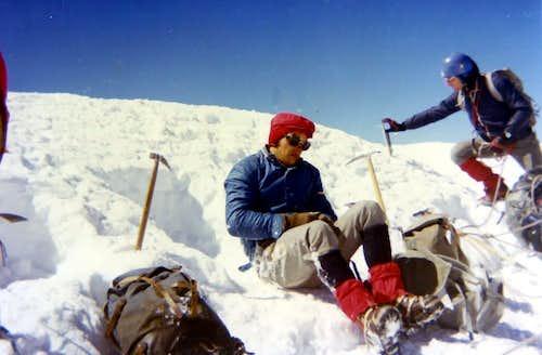 Tacul-Maudit-Mount Blanc-Gôuter Integral Traverse
