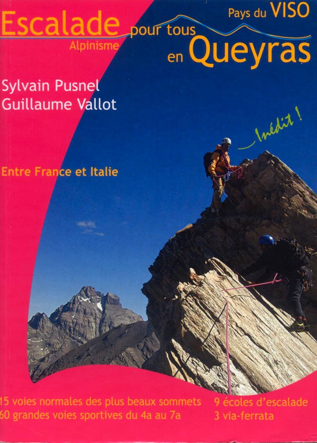 Escalade en Queyras entre France et Italie